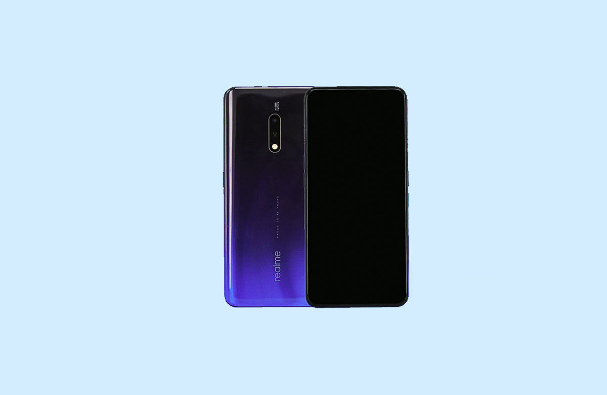 Realme X with pop-up camera to launch in Beijing on May 15