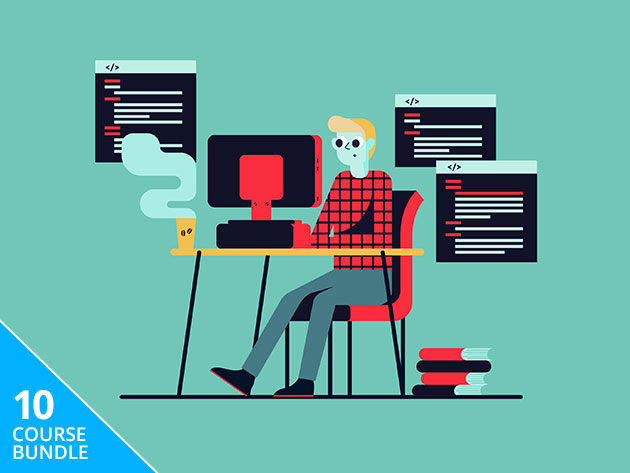 Pay What You Want for 50 Hours of Java Programming Tutorials
