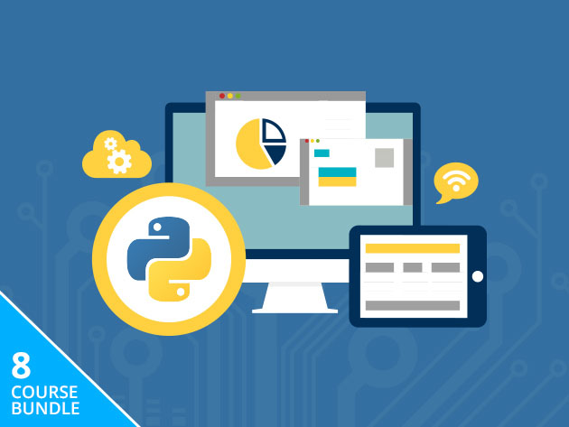 Become an Expert Python Developer with 70 Hours of Training for $34
