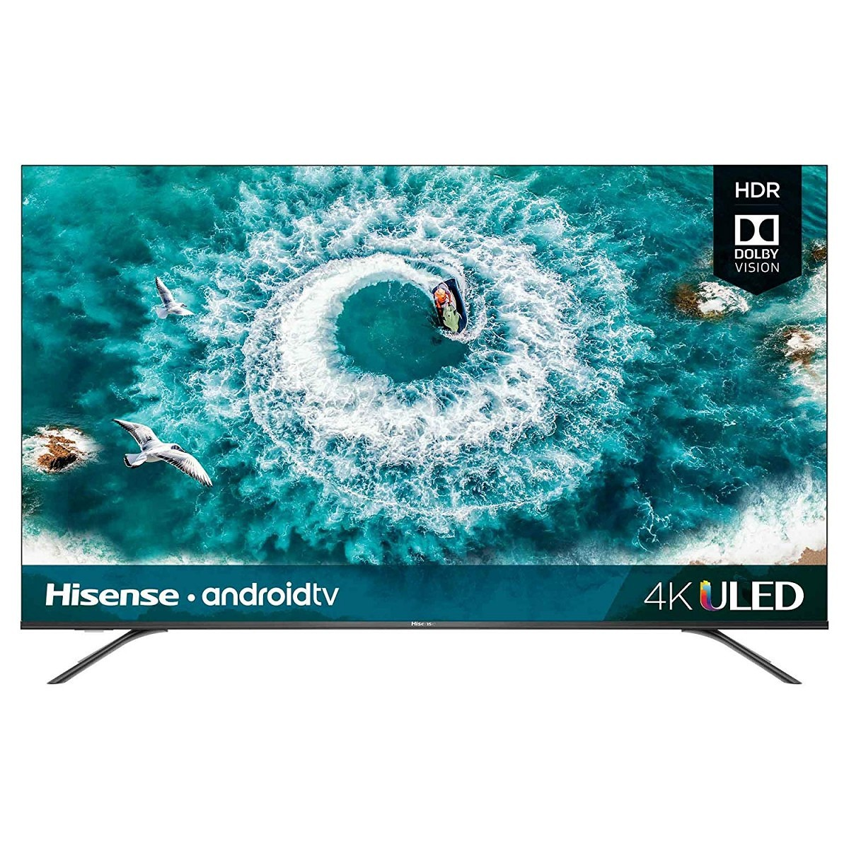 Hisense H8F and H9F are ULED TVs with Android TV launched in