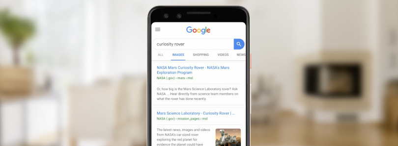 Google Search and Google Lens get new visual and Augmented Reality features