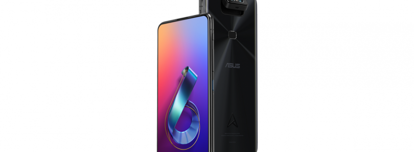 ASUS' 30th Anniversary ZenFone 6 is a limited edition model with more RAM and storage