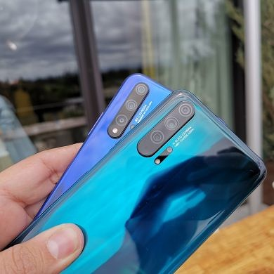 Android 10-based Magic UI 3.0 update rolls out for the Honor View 20 and Honor 20