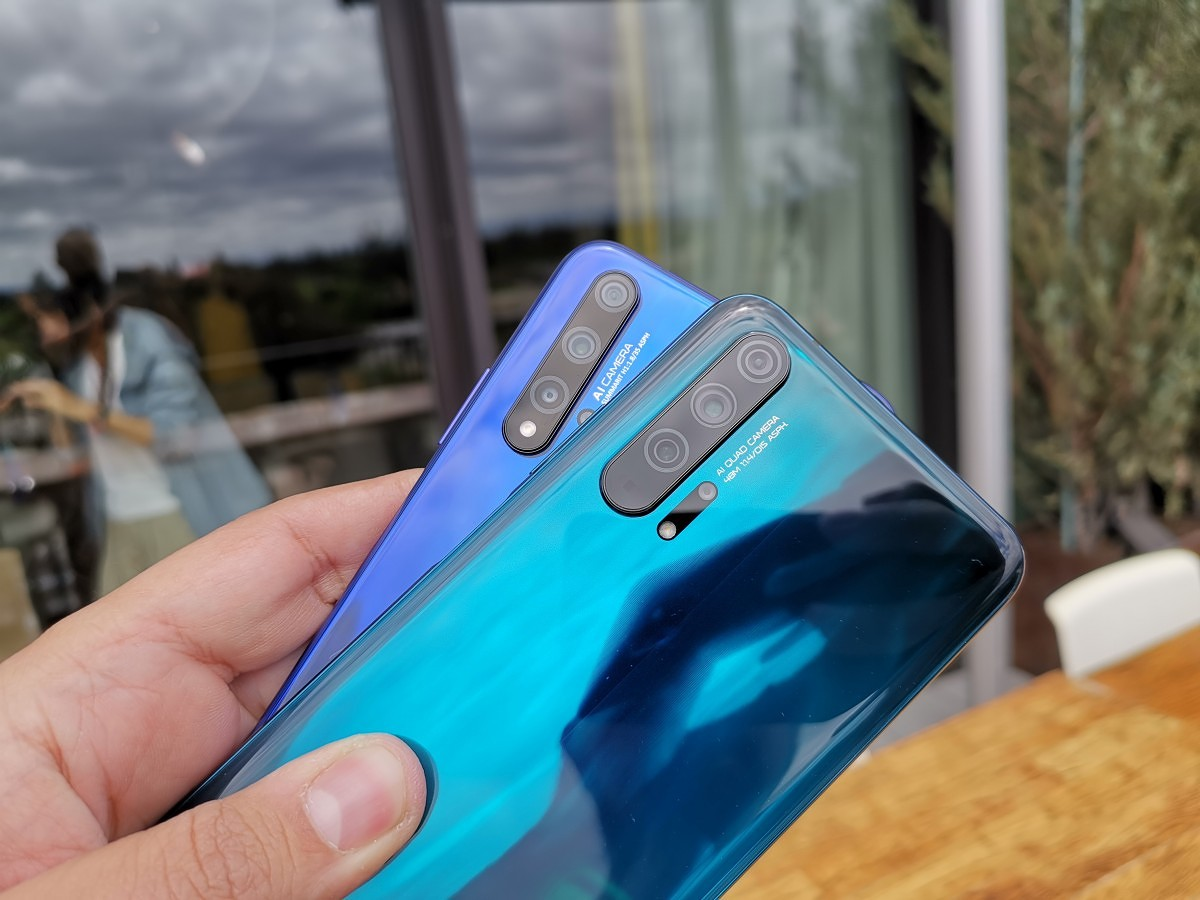 ❤ Huawei Honor 20 and Huawei Honor 20 Pro