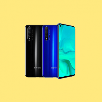 Here's everything we know about the Honor 20 Series so far!