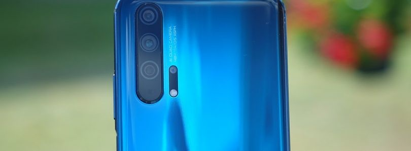 The Honor 20 Pro has been added to the list of Google Play Certified Devices