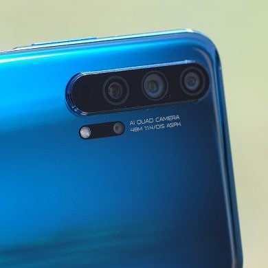 The HONOR 20 Pro has the tools to capture great photos in every situation