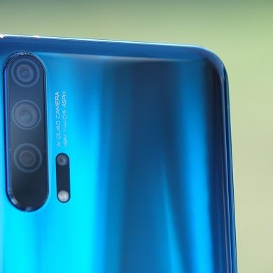 How to get the best results from the Honor 20 Pro's Cameras