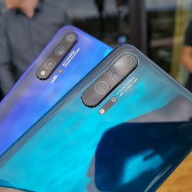 The Honor 20, Honor 20 Pro, and Honor 20i arrive in India alongside the Honor Pad5