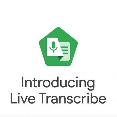 Google is updating Live Transcribe to detect sound events and save transcripts