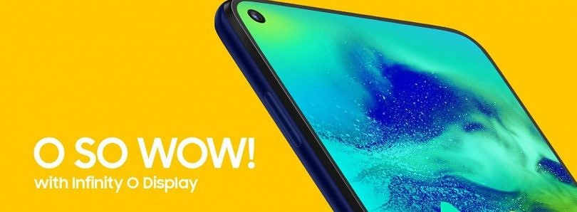 Samsung Galaxy M40 will launch on June 11th in India with Infinity-O display