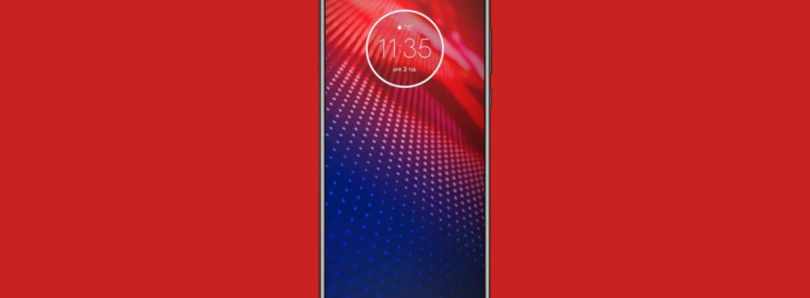 [Update: Not launching outside US/Canada] The Motorola Moto Z4 launches June 13th on Verizon for $499