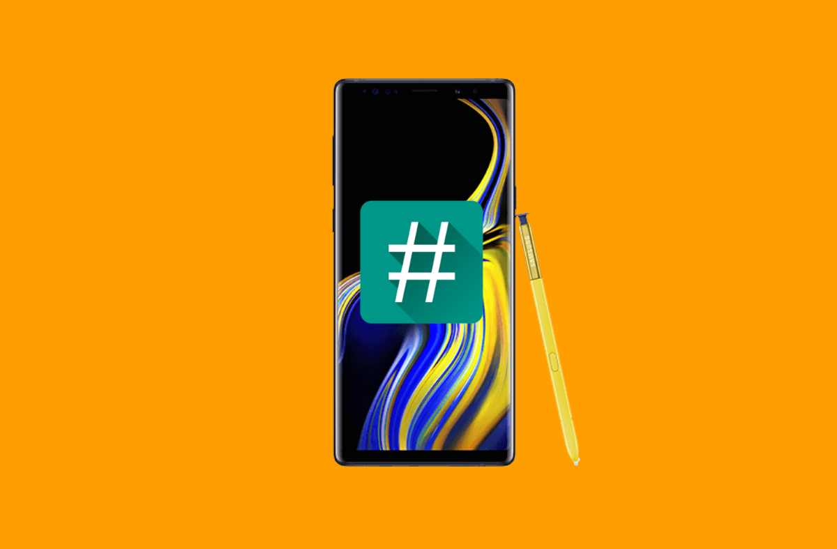 Root method for the Snapdragon Samsung Galaxy Note 9 has been found