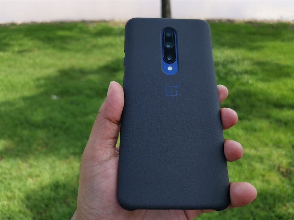 Sandstone Protective Case for the OnePlus 7 Pro