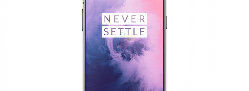 OnePlus 7 (not Pro) renders reveal a similar design to the OnePlus 6T