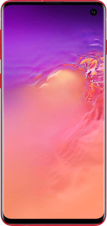 Samsung Galaxy S10/S10+ leak shows a new Cardinal Red color