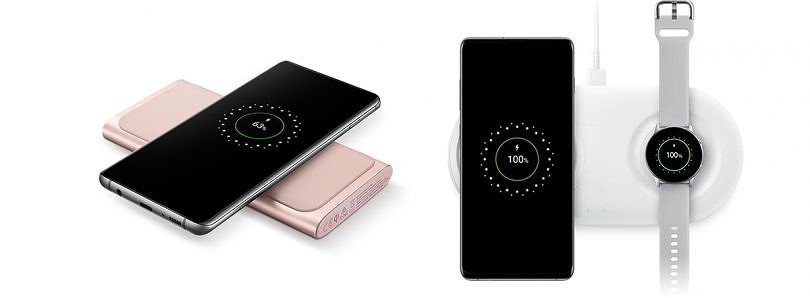 Samsung is now selling its Qi Wireless Power Bank and Charger Duo Pad in India