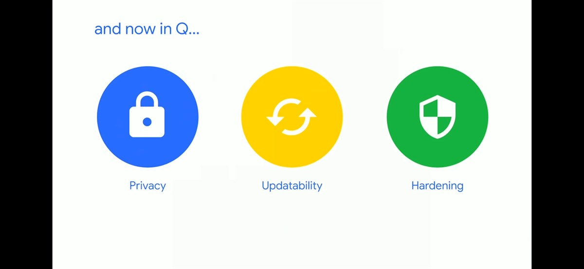 Android Q: All the new security and privacy features coming