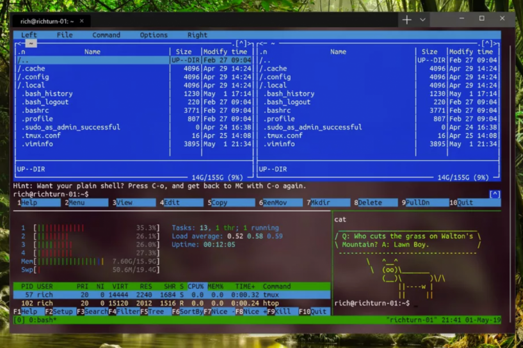 Microsoft announces Windows Terminal, a new customizable command line with tabs, and WSL 2
