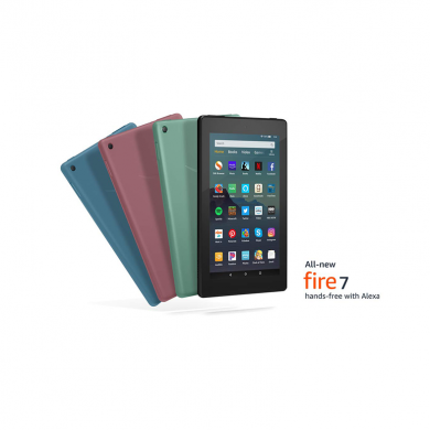 The Amazon Fire 7 2019 tablet can now be bootloader unlocked and rooted