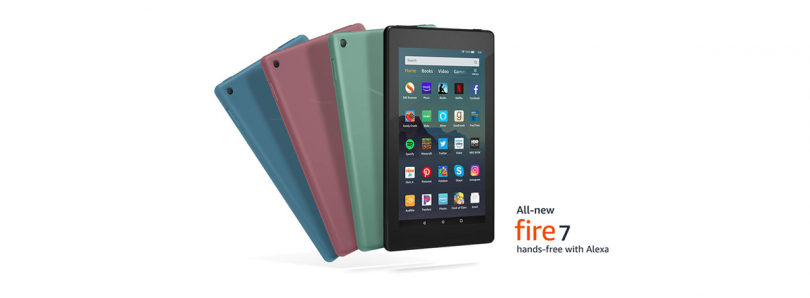 [Update: Not Nougat] Amazon updates its 2017 Fire tablets to FireOS 6 based on Android 7.1 Nougat