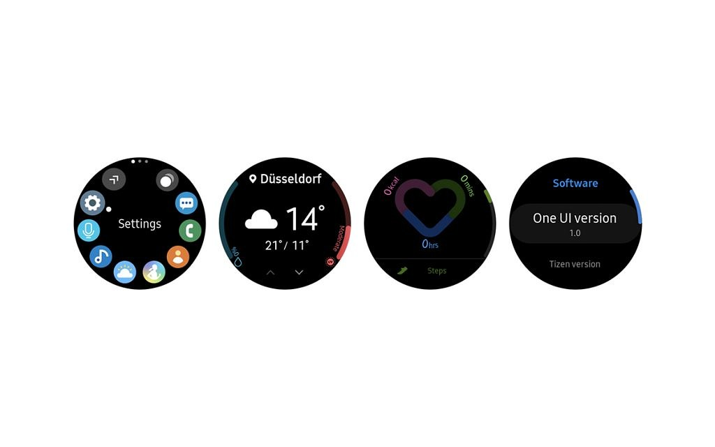 Samsung rolls out One UI for the Galaxy Watch, Gear S3, and Gear Sport with improved workout tracking, new watch faces