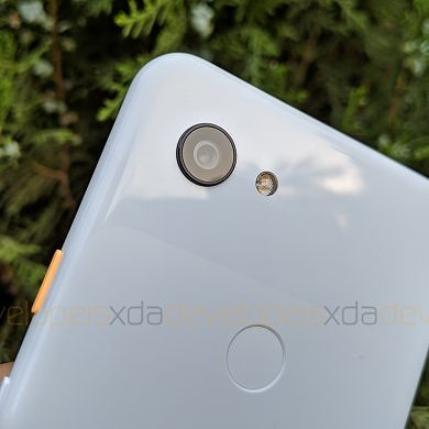 The Google Pixel 3a will get Playground support in the front camera in a few weeks