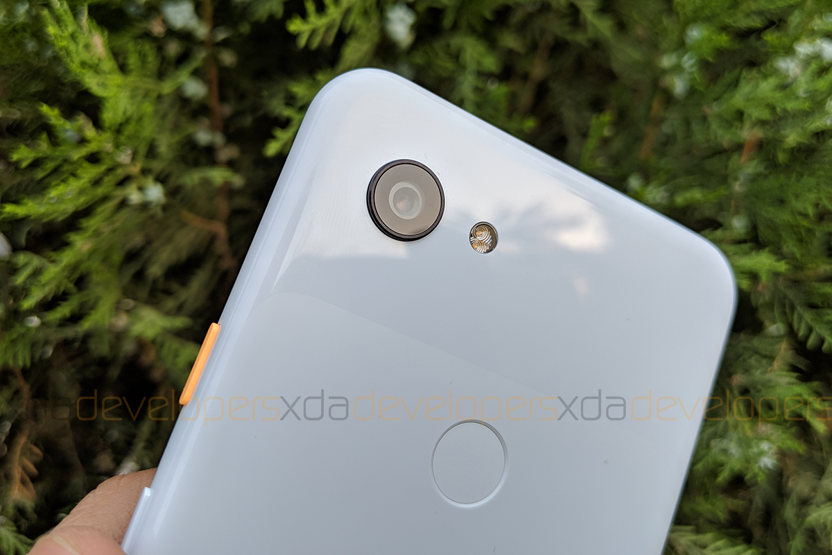 Google Pixel 3a to get Playground in the front camera in a