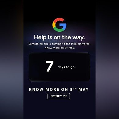 Google teases the Pixel 3a on Flipkart with hints at Night Sight support