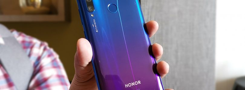 The Honor 20 Lite brings a 32MP front camera, triple rear cameras, and Kirin 710 for £249