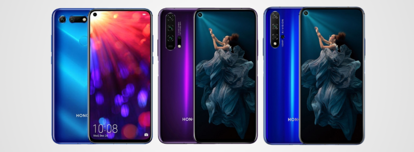 Honor 20 series and Honor View 20 are getting EMUI 11-based Magic UI 4.0 update