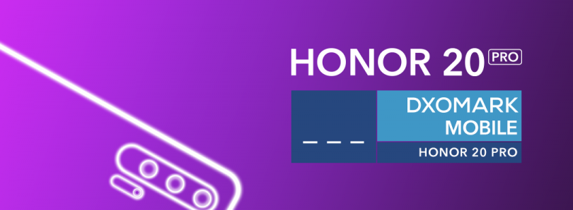 Upcoming Honor 20 Pro Could Have DxOMark Score Greater Than 100