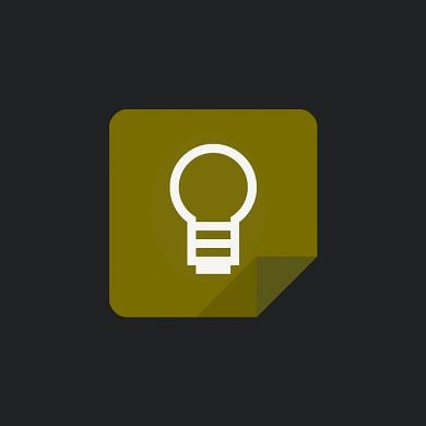 Google Keep is the latest Google app to get a dark mode
