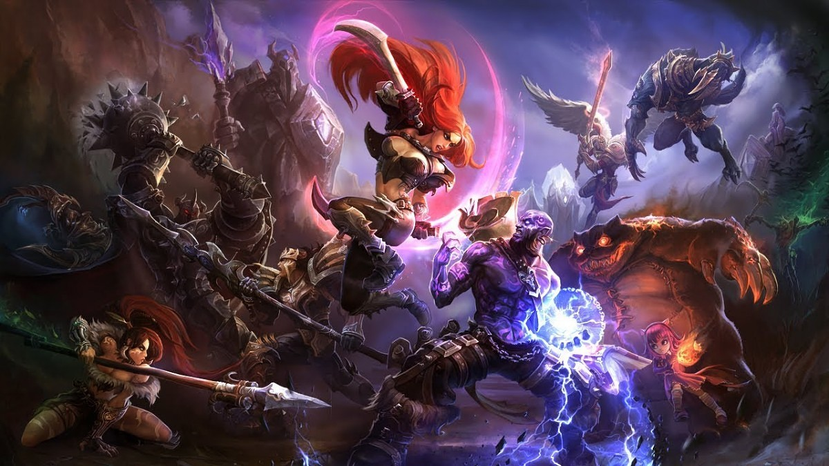 Tencent is bringing League of Legends to Android and iOS