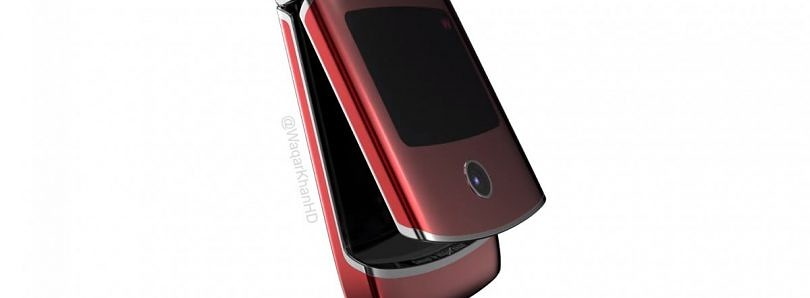 Lenovo allegedly used a fan-made video to flaunt the Motorola Razr foldable phone