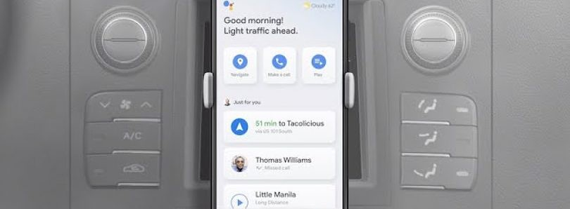 Google Assistant is coming to Waze and getting a new driving mode