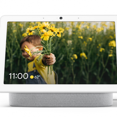 Google Nest Hub Max can now make Duo and Meet group video calls