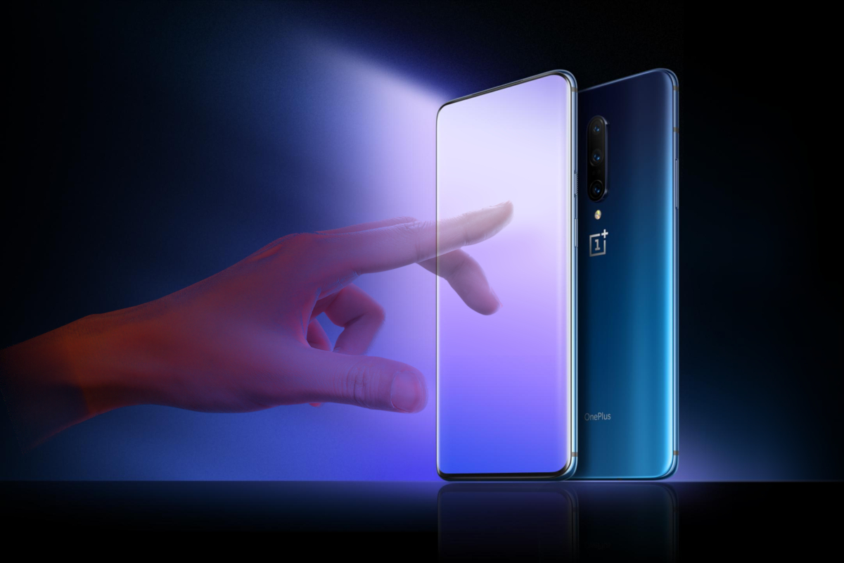 OnePlus 7 Pro users are reporting ghost touch issues, a fix