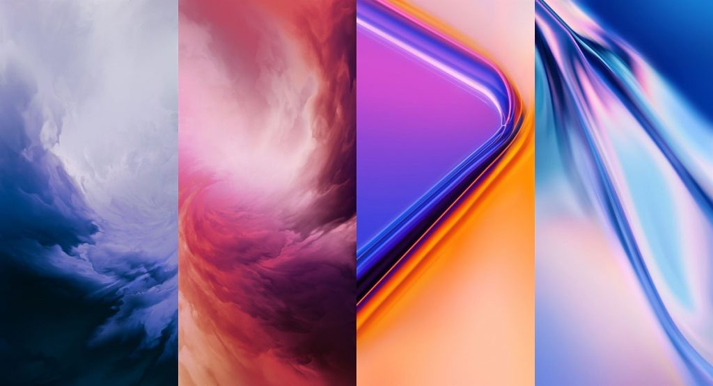 Download the OnePlus 7 Pro wallpapers and live wallpapers