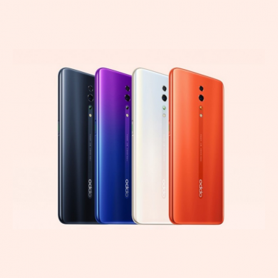 OPPO Reno gets two new colors, OPPO Reno Z revealed