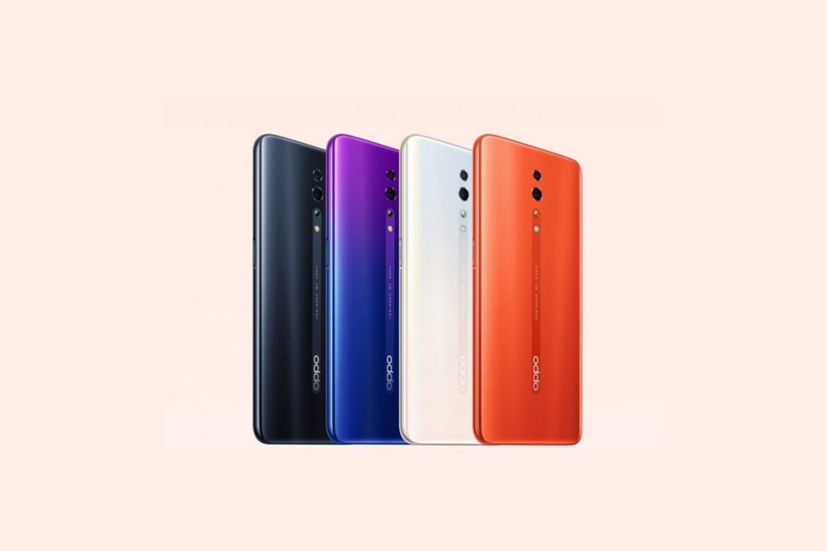 OPPO Reno Standard Edition gets Android Q beta