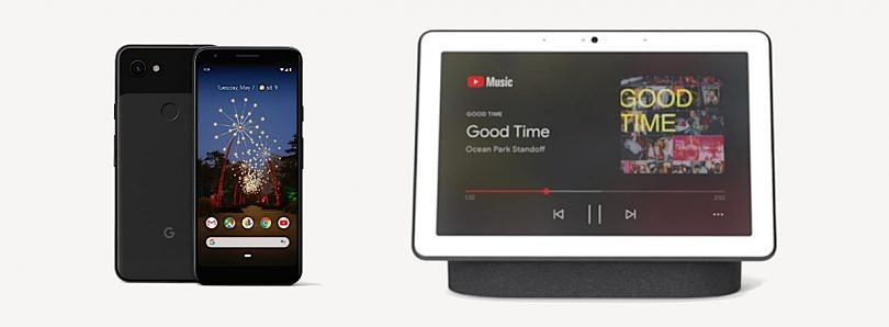 First Impressions of the Google Pixel 3a XL and Google Nest Hub Max