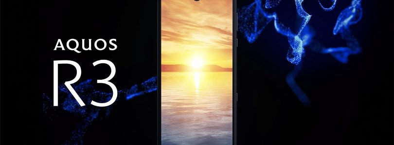Sharp Aquos R3 features a crazy dual notched 120Hz QHD+ display