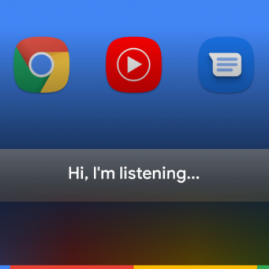 Google tests a new, more minimalist Google Assistant UI