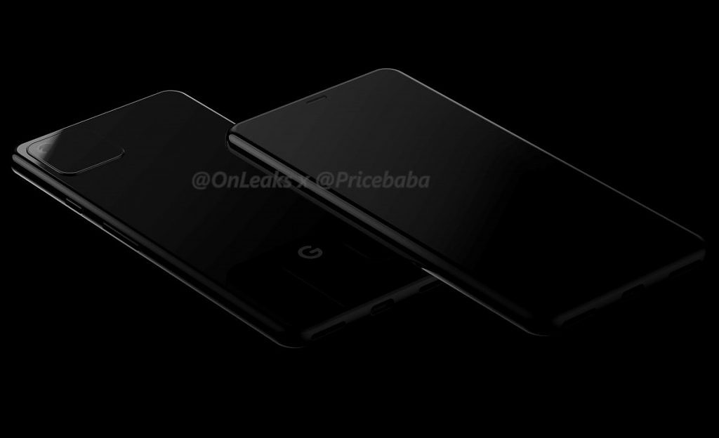 Pixel 4 leaked renders make rounds on the web