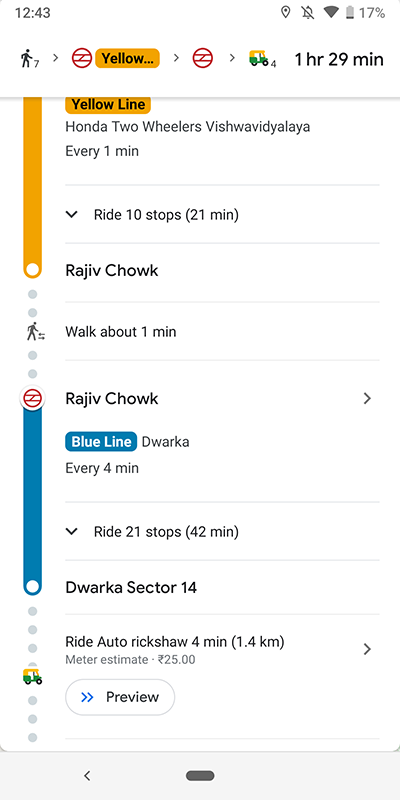 Google Maps gets real-time public transport and Railways updates in