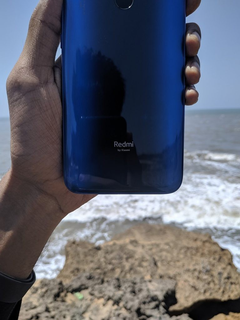 Redmi Y3 design