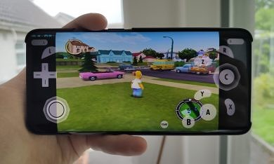 The OnePlus 7 Pro is one of the best smartphones for GameCube and Wii emulation