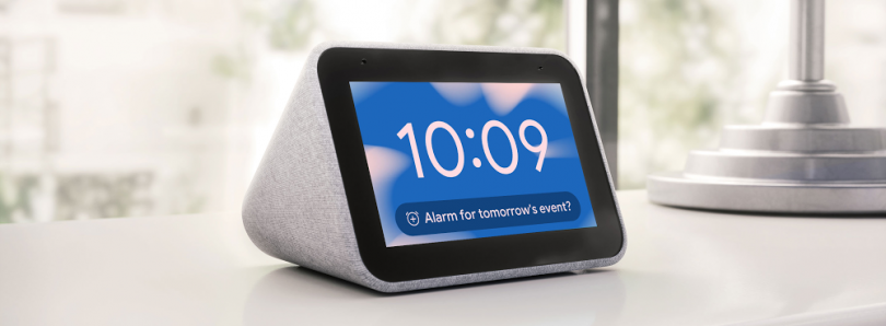 Google Assistant gets new alarm clock features, Lenovo Smart Clock now available