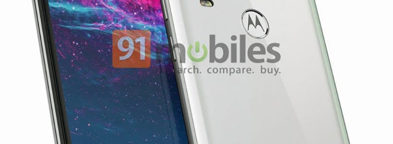 [Update: New render in blue] Motorola One Action renders reveal triple rear cameras and punch hole display